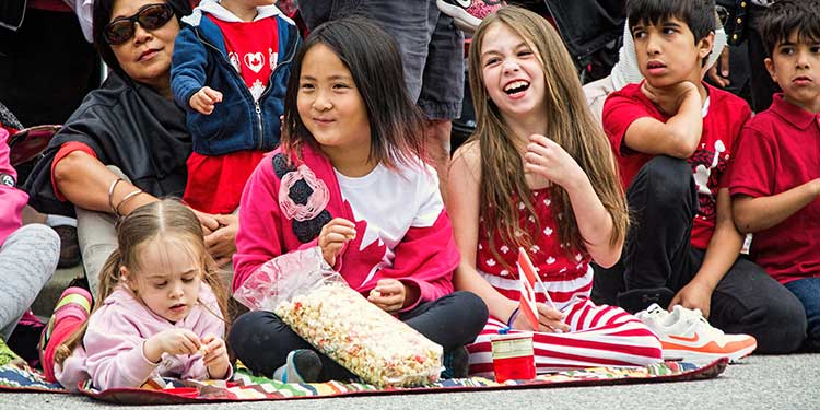 Steveston set to host Canada Day celebration