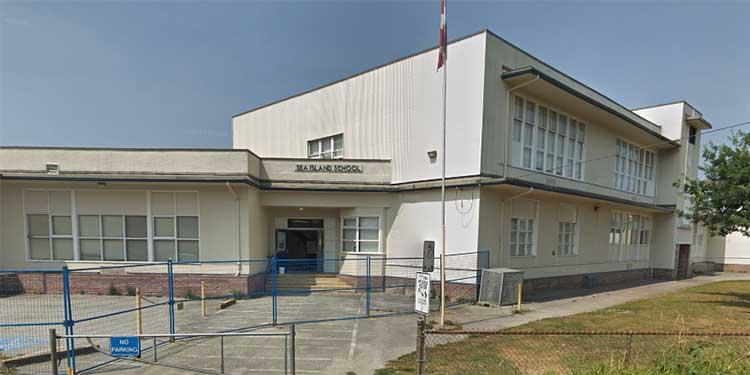 Classes at Sea Island school suspended