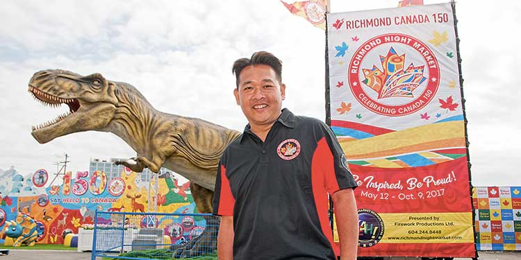 Richmond Night Market founded on fun