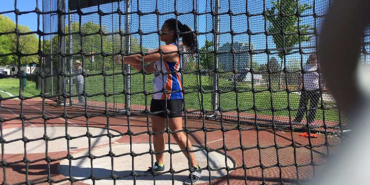 Top seeds lead Richmond athletes into this week's B.C. High School Track and Field Championships