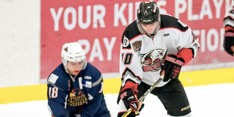 Sockeyes earn split in 48-hour span