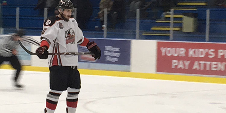 Winners of five in a row, Sockeyes hosting Delta Thursday