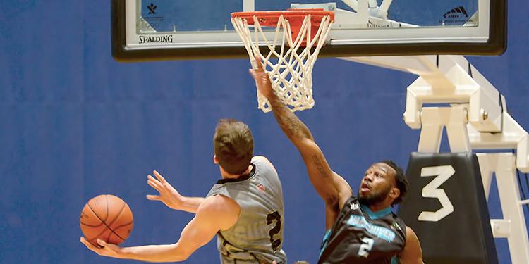 Knights usher return of pro basketball