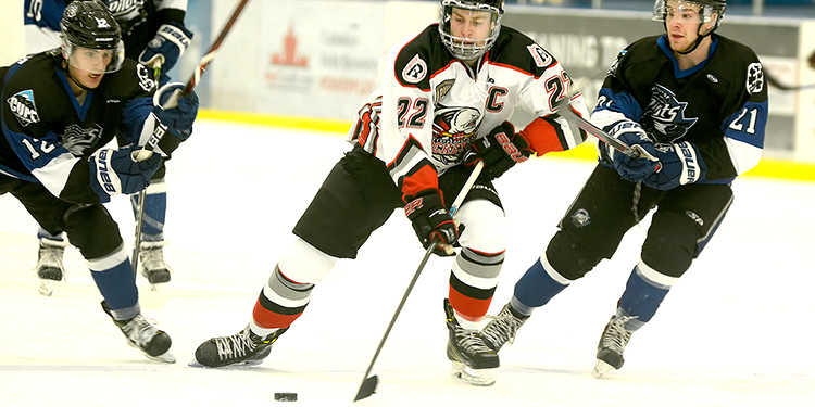 Sockeyes look to quiet Wolf Pack