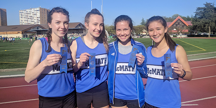 McMath runners ready for BC's
