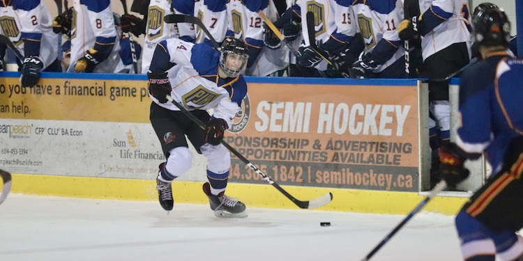 Sockeyes shine at league prospects game