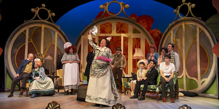 Steveston resident in 'Hello Dolly' precursor, 'The Matchmaker'