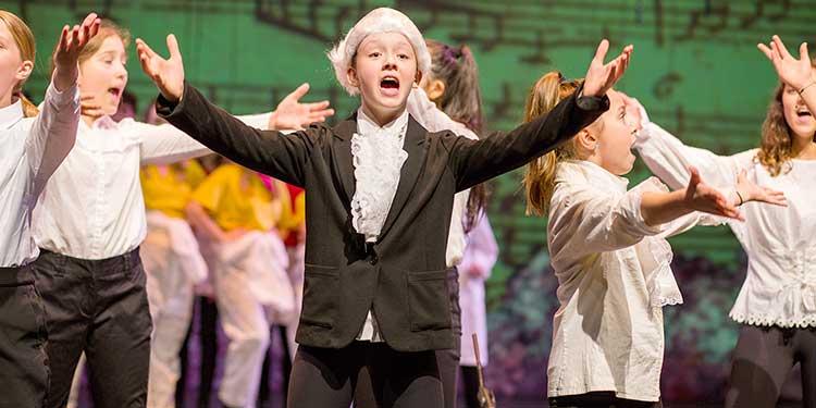 Musical theatre program celebrates 25th anniversary