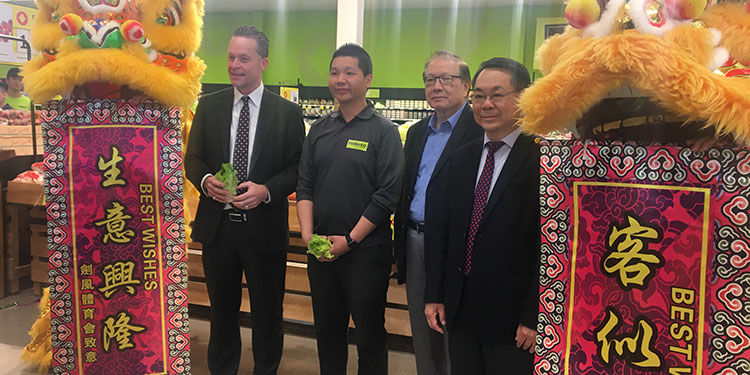 Two closed Safeways reopened by parent company as FreshCo stores