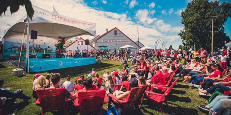 Steveston Salmon Festival expanding Canada Day program