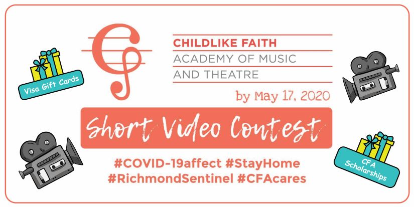 CFA Video contest to share kids' views on COVID-19