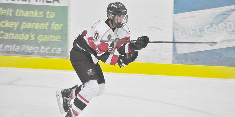 Sockeyes' Araki-Young playing for the love of the game