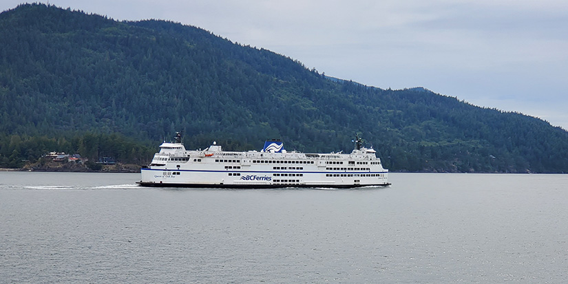 BC releases results of ferry feedback survey