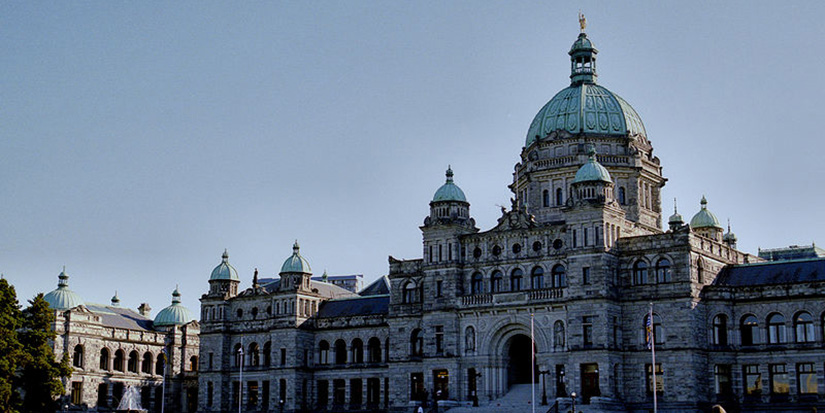 British Columbians going to the polls Oct. 24