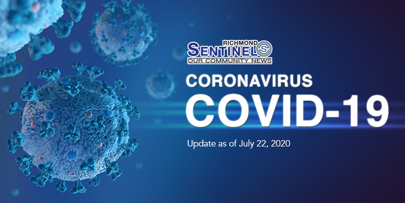 Health officials: stay vigilant against the spread of COVID-19