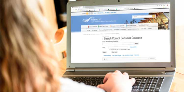 City launches new council database