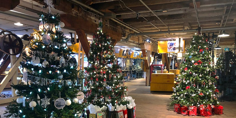 Cannery 'Festival of Trees' will open with new online voting option