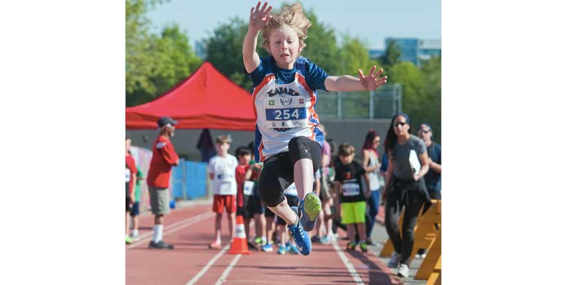 Kajaks hosting Try Track on Saturday