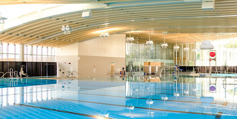 Minoru pool to open Sept. 21