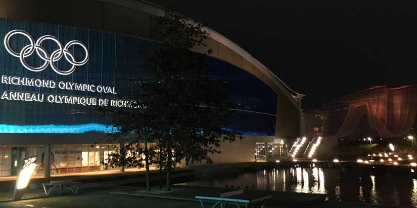 Olympic Oval remains a lasting legacy of the 2010 Games