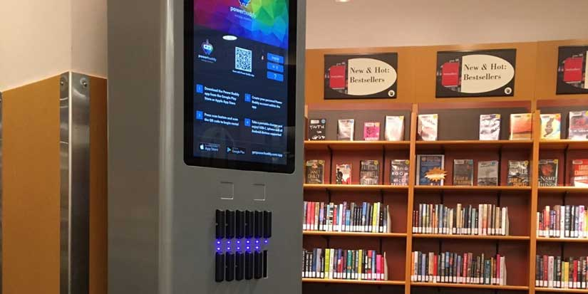 Library introduces Power Buddy