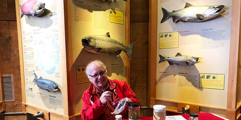 Cannery hosting Salmon Science Expo Nov. 9