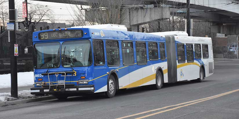 Transit services receive funding boost