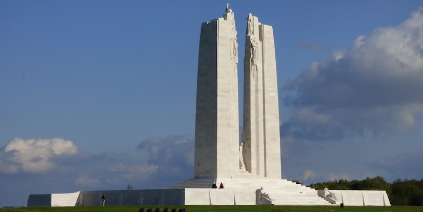 Vimy Ridge remembered on 104th anniversary