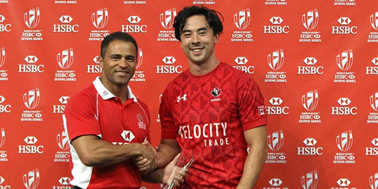 Richmond's Hirayama leads Canada to Sevens rugby glory