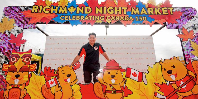 Richmond Night Market now open on weekends