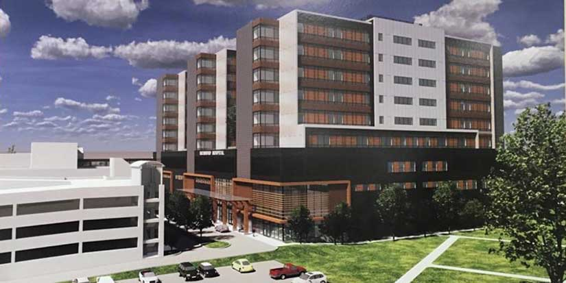 New Richmond Hospital gets green light