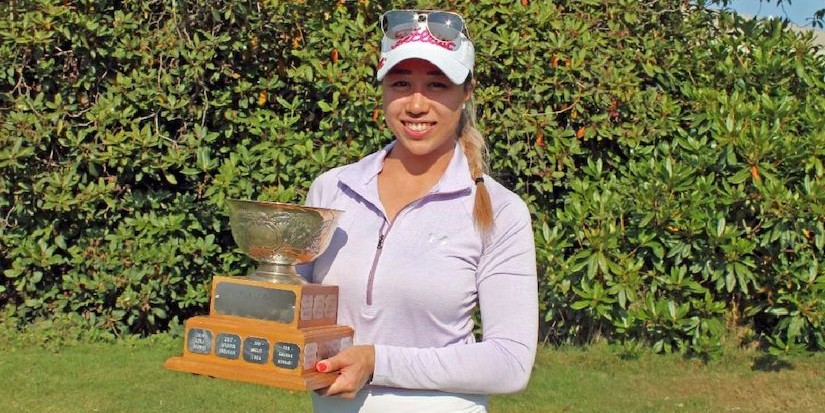 Richmond's Wong BC women's golf champion