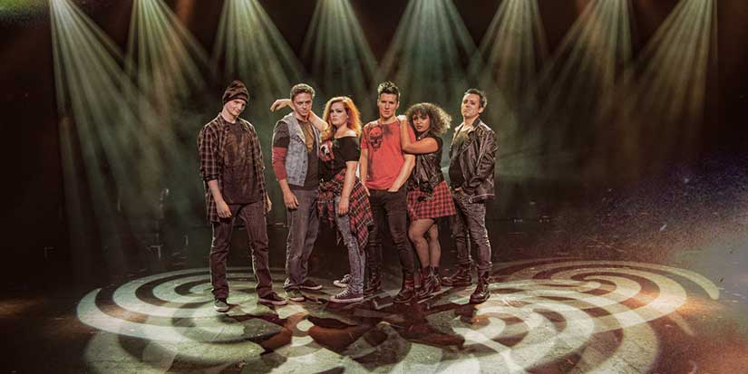 Electric energy makes American Idiot a hit
