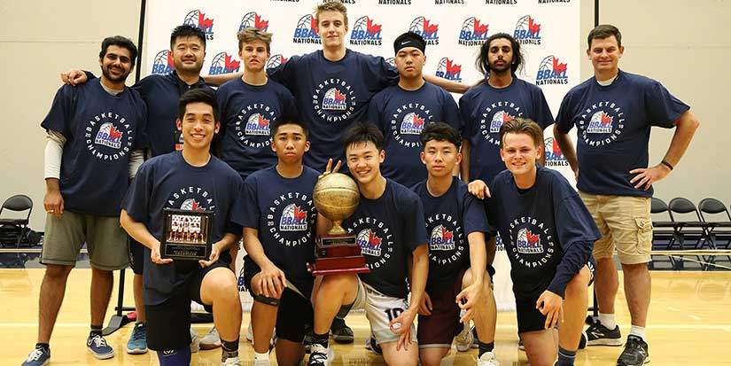 Local teams stand tall on national bball court