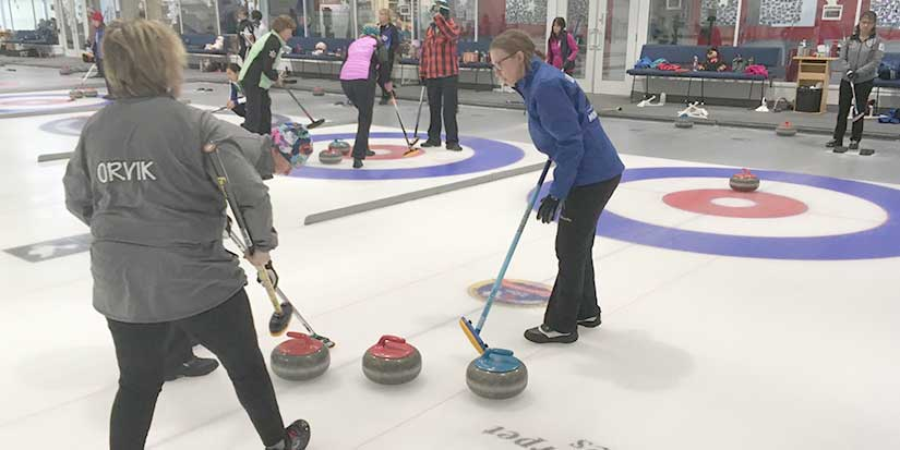 COVID-19 cancels International curling event in Richmond