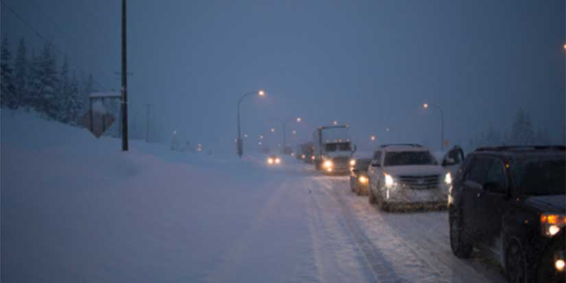 Six-hour Coquihalla closure for avalanche control