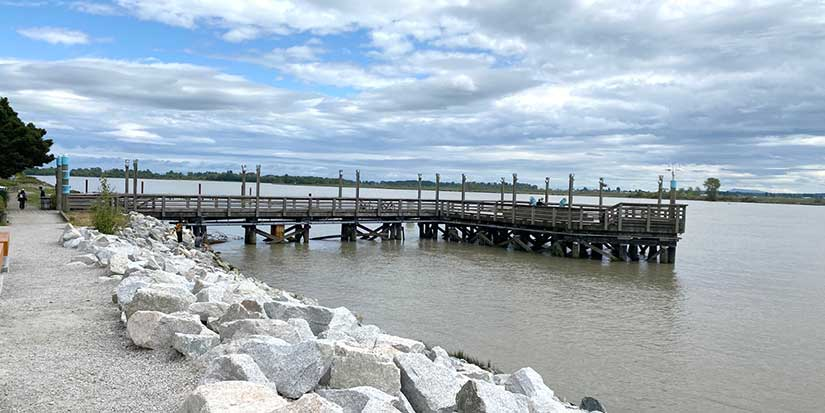 Rising sea levels will require ongoing dike upgrades