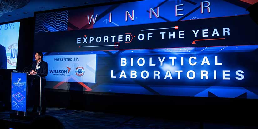 Richmond's bioLytical B.C. exporter of the year
