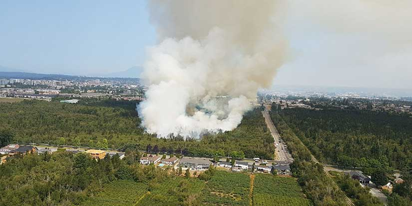 Fire-Rescue reminds public of heightened fire risk