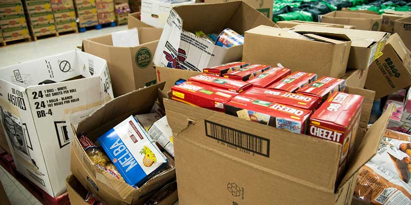 BC food banks receive emergency funding