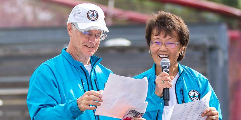 Couple's vision inspires seniors to stay Forever Young
