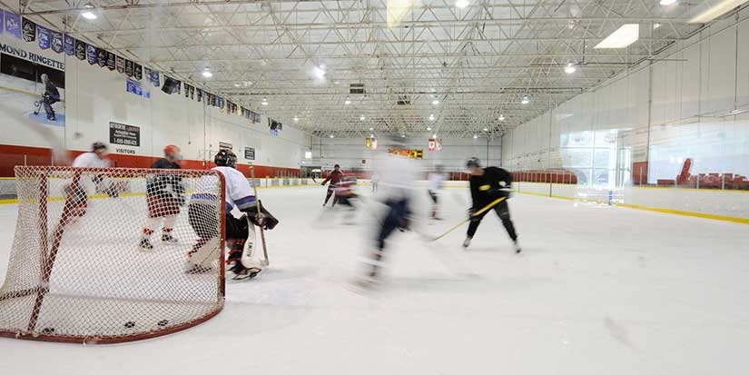 City purchases Richmond Ice Centre
