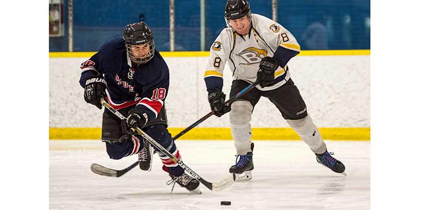 Hockey jamboree supports KidSport