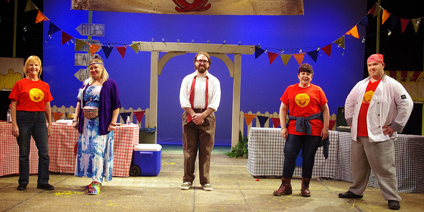 Richmondites shine in Metro Theatre comedy