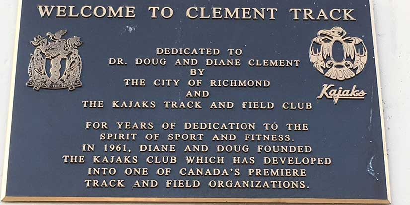 Clement Track back in operation