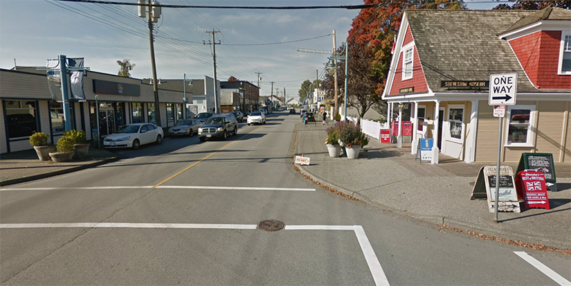 Steveston to be partially car-free July 1