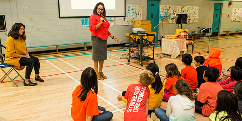 Orange Shirt Day recognizes impact of residential schools