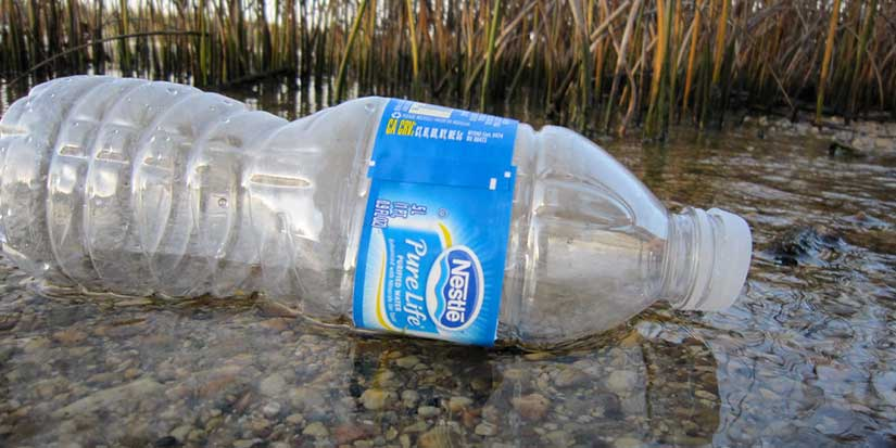Single-use plastic ban in the works