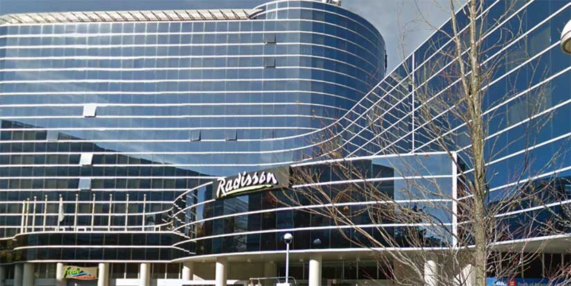 Richmond Radisson hotel recognized for cleaning protocols