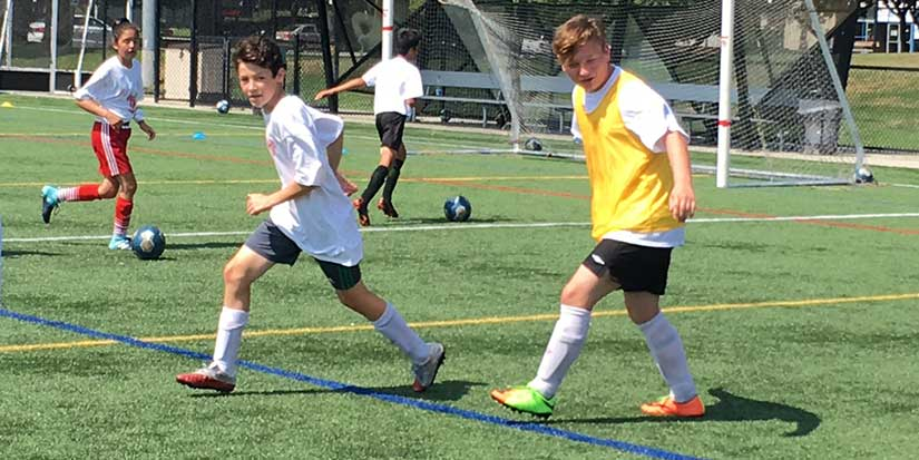 Richmond Soccer readies for season